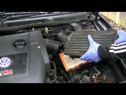 How to Clean a Mass Air flow Sensor (MAF)