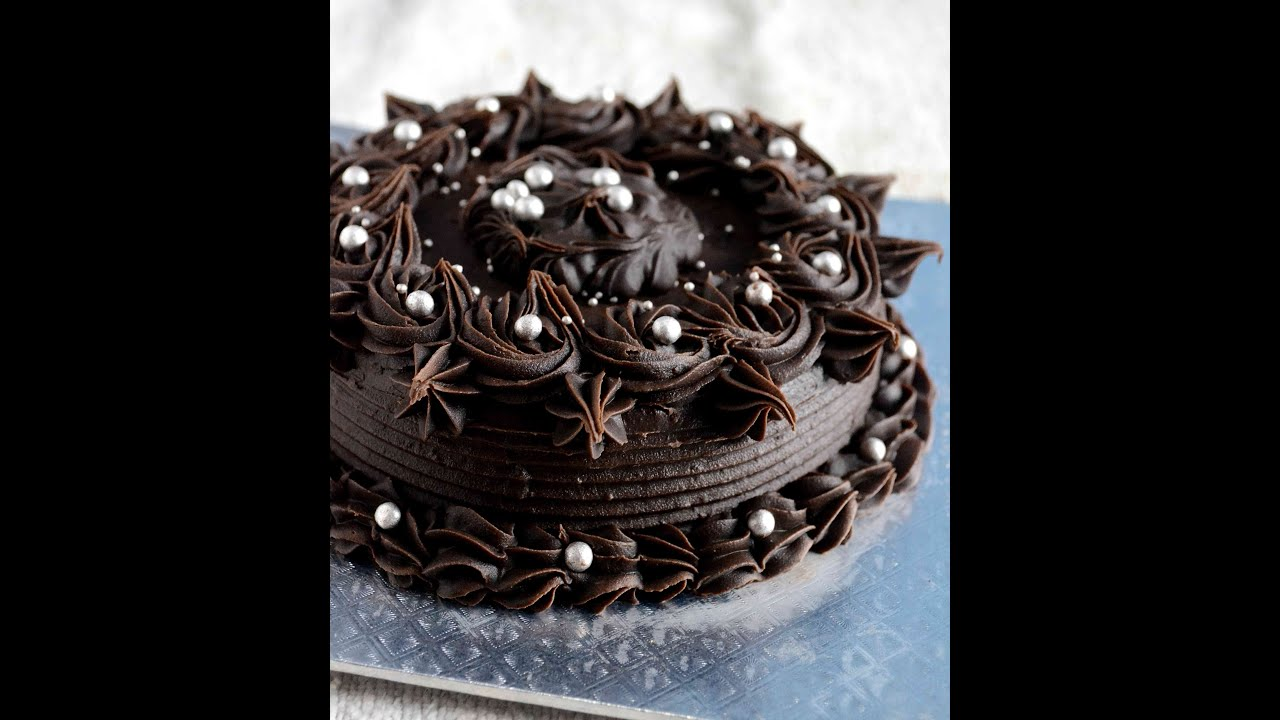 How To Make Chocolate Ganache Cake Recipe