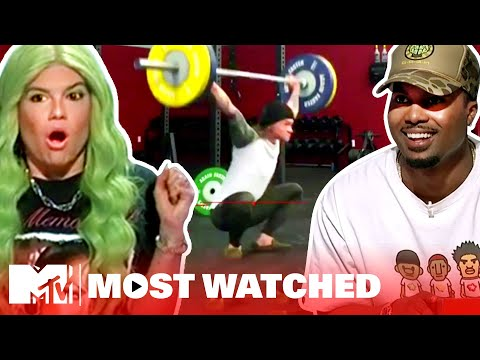 Top 5 Most-Watched Ridiculousness Videos (April) ft. Leona Lewis, Chief Keef & More   MTV