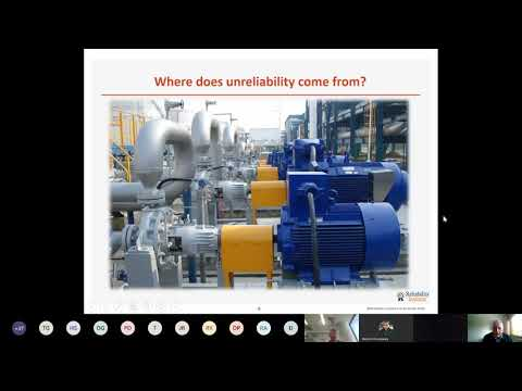 SKF Australasia Knowledge share | on-demand webinars | The 7 main sources of unreliability