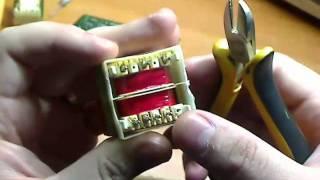 Ремонт блока управления микроволновки1