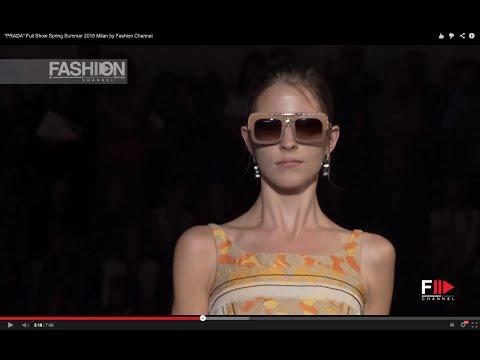 Défilé Prada Printemps Eté 2015 : Fashion Week de Milan