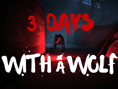 The Long Dark: Living with a Wolf mini game