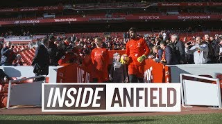 Inside Anfield: Liverpool 4-1 Cardiff City | Exclusive tunnel cam from the Reds convincing win