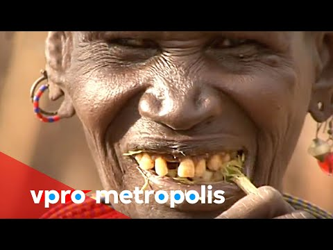 Brushing your teeth with a twig in Kenya - vpro Metropolis
