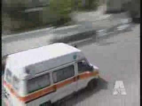 TG - INCENDIO DE LONGHI 18 aprile 2007