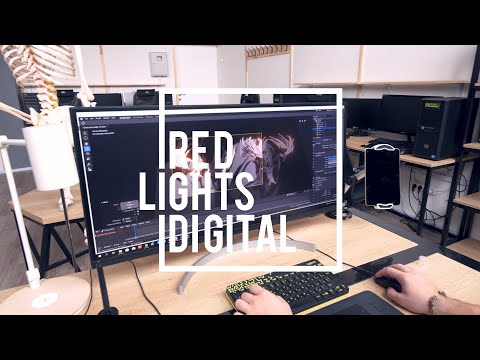 Школа компьютерной графики и разработки игр  | Fungi Studio | By Red Lights Digital