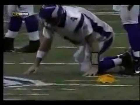 Bounty Bowl Greatest Hits - $10K For Knocking Favre Out Of The Game!