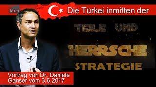 Даниеле Ганзер: Принцип «разделяй и властвуй» на примере Турции [Голос Германии]