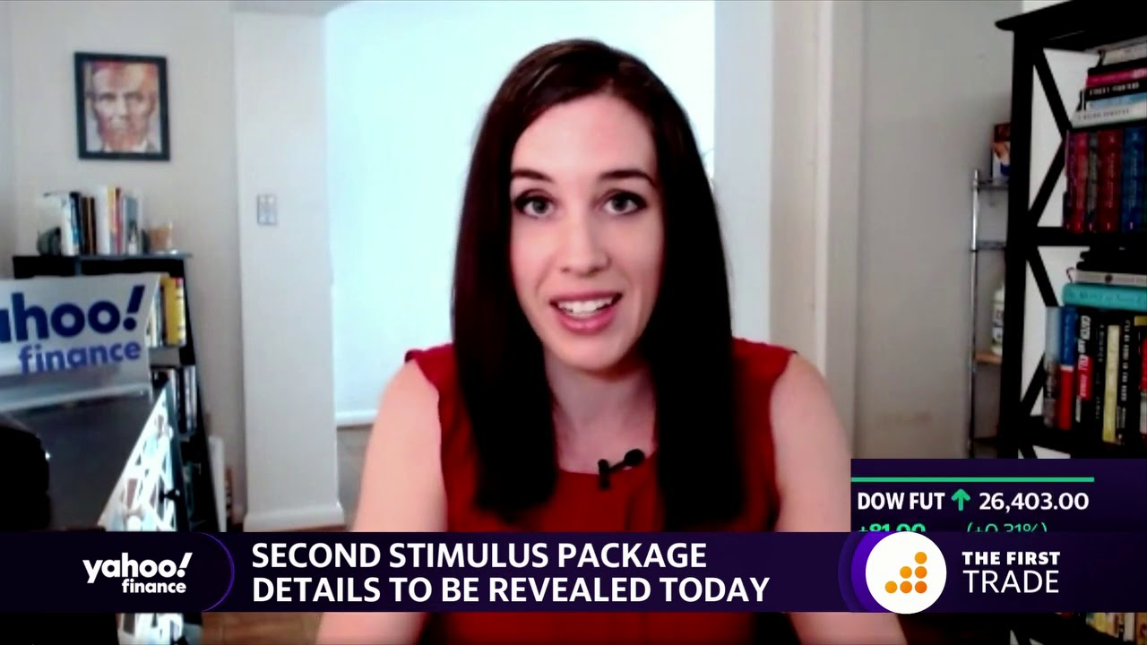 Another coronavirus stimulus check: What we know about the next ...
