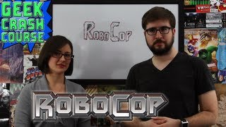 RoboCop (Before the Reboot) - Basic Info, Fun Facts & More - Geek Crash Course