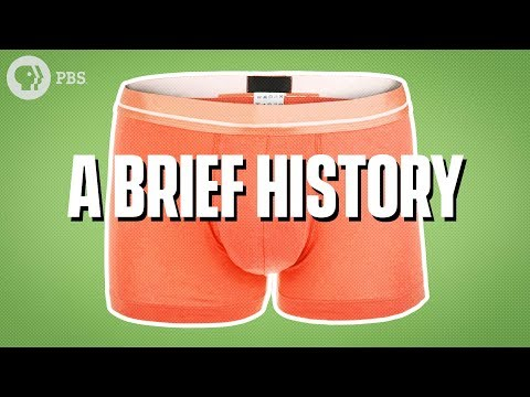 A Brief History Of Men's Underwear
