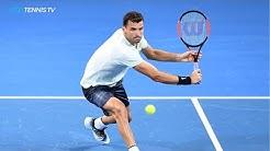 Grigor Dimitrov: Most Athletic Moments!
