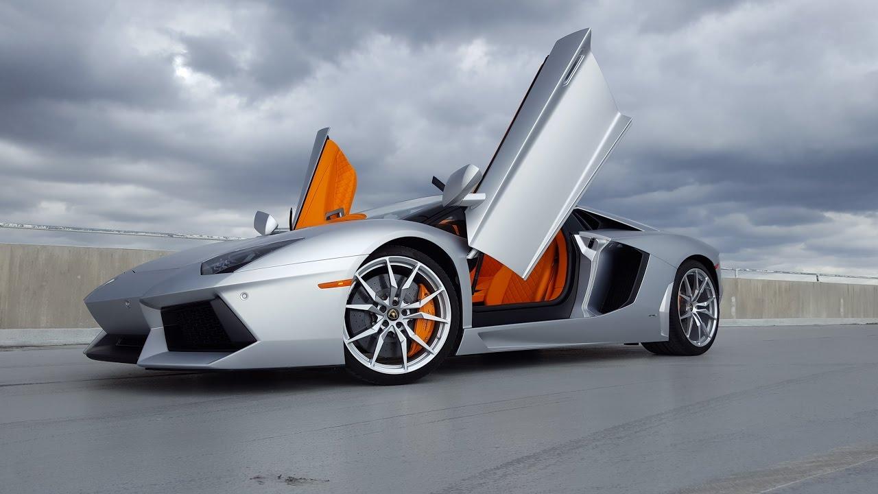 To acquire Lamborghini silver aventador photo pictures trends