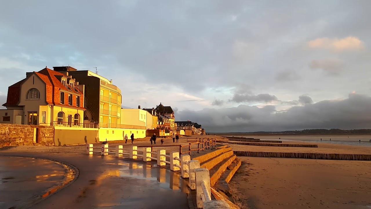 1er janvier 2018 le crotoy plage baie de somme villa saint - Baie de somme chambre d hote ...