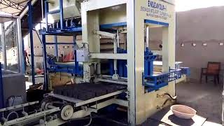 Fully Automatic Fly Ash Bricks Plant with Automatic Batching System & Automatic Pallet Stacker