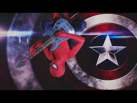 Captain America Meets Metal