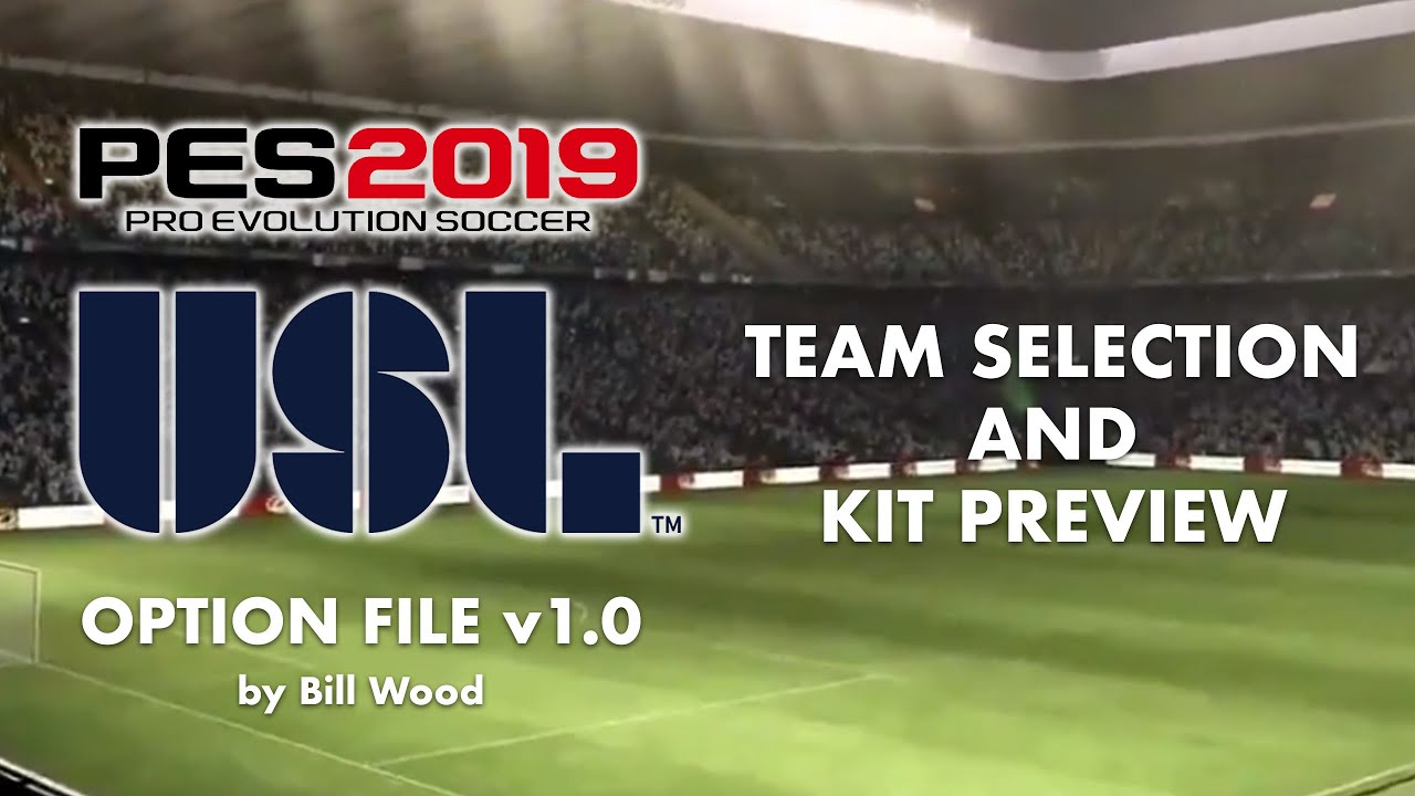 PES Option File Thread - Page 110 - Operation Sports Forums