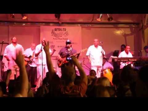The Trammps Disco Inferno (Ambler Arts Fest 2013) - YouTube