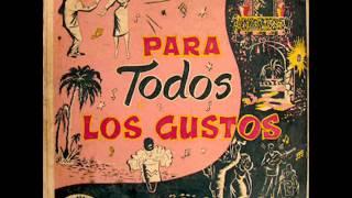 Varios Artistas - Para todos los gustos (Lado A) (1958)