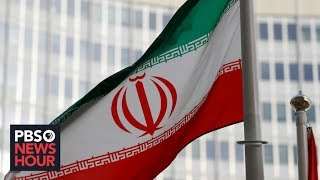 News Wrap: Iran warns it will soon exceed treaty's uranium limits