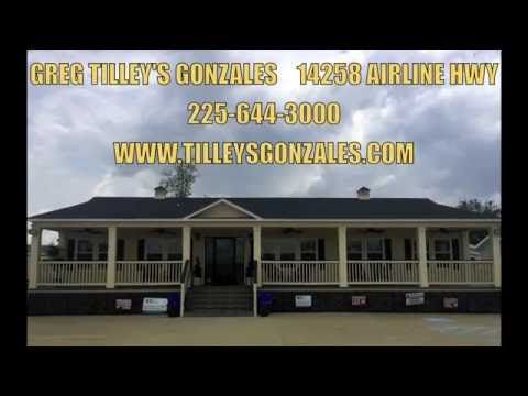 "Greg Tilley's Gonzales #9 Clayton ""Super Value"" 18x80"