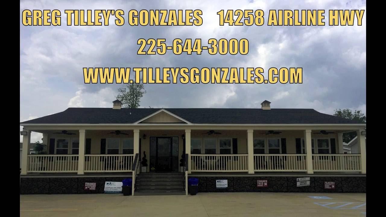 Greg Tilleys Gonzales 9 Clayton Super Value 18x80 Youtube