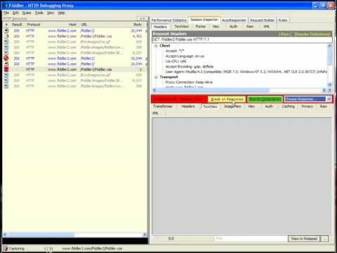 Fiddler Quick Start Guide - HTTP Debuging Software