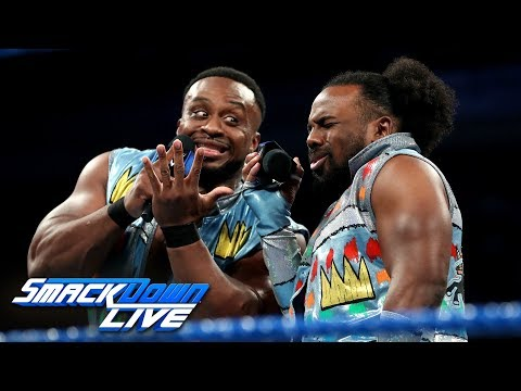 Tensions flare during SmackDown Tag Team Title Summit: SmackDown LIVE, July 9, 2019