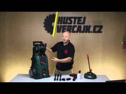 Видео обзор: Мойка высокого давления BOSCH AQT 45-14 X комплект для автомобиля