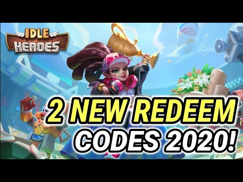 IDLE HEROES 2 NEW REDEEM CODES OCTOBER 2020 I 2 NEW GIFT ...