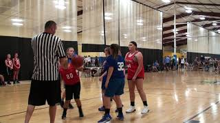 Gate City FURY Ladies Travel Basketball