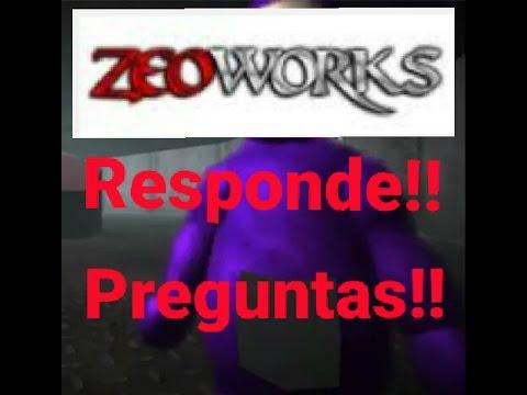 Zeoworks responde preguntas de slendytubbies