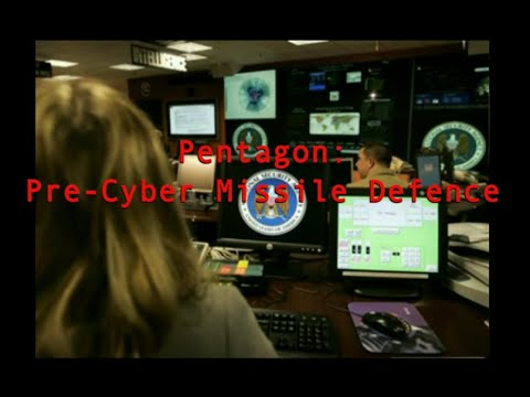 Pentagon: US admiral reveals new 'Cyber' missile defence system/Chinese hackers daily attacks