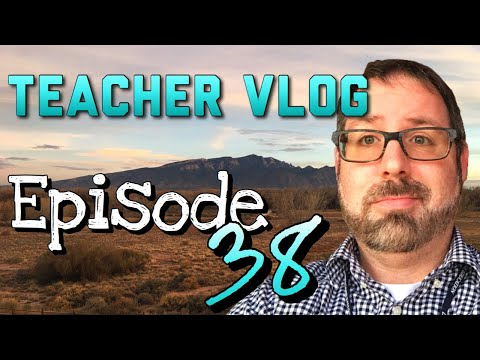 At a Conference - Teacher Vlog Episode 38