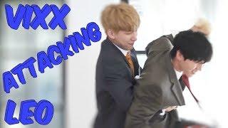 VIXX Attacking Leo