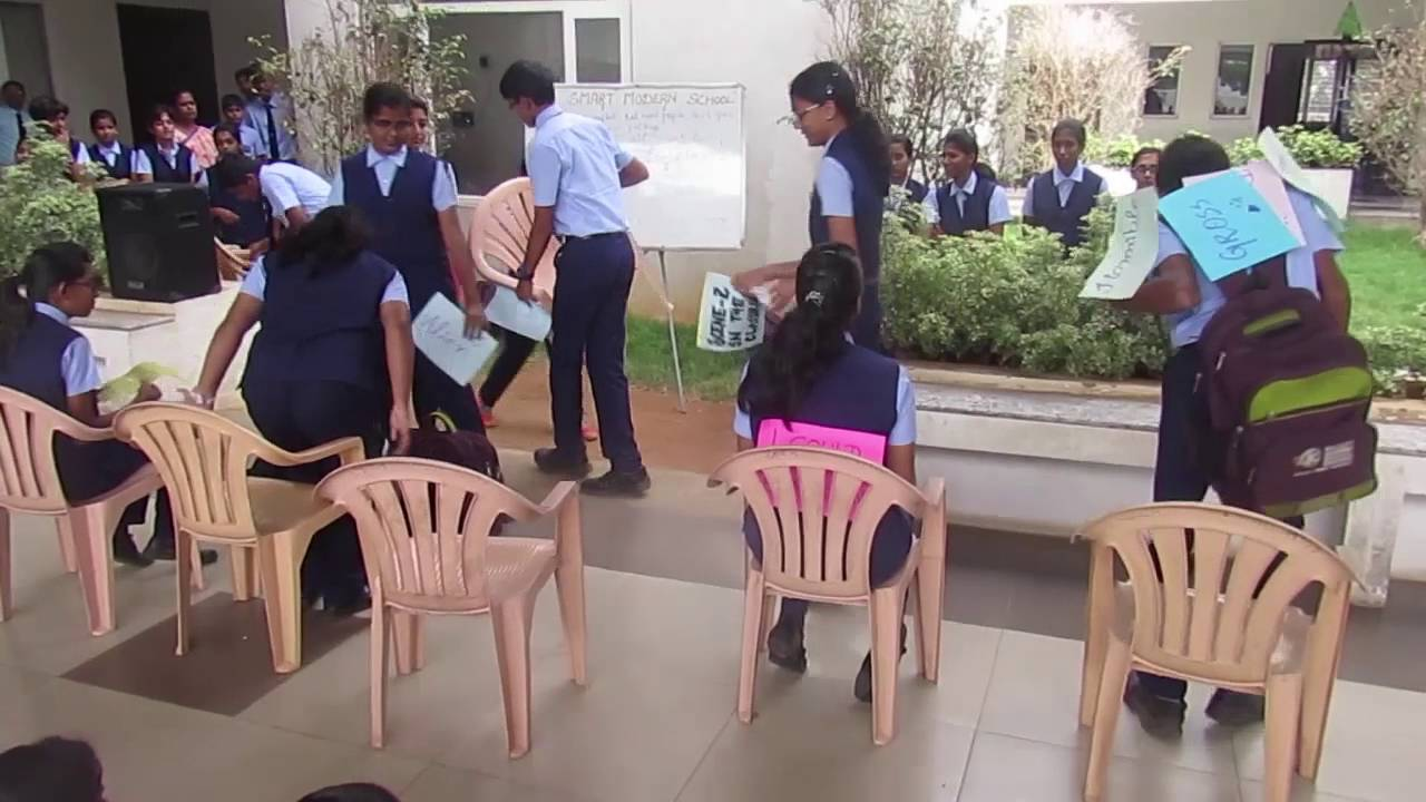 Class assembly 10 - Skit - Power of words