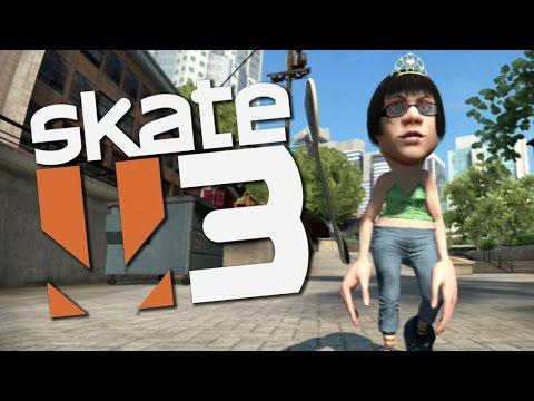 Skate 3 - CHEAT CODES (Skate 3 Funny Moments #8)