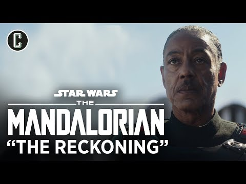 """The Mandalorian Episode 7 Review """"The Reckoning"""" (Spoilers)"""