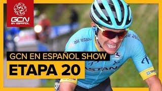 Vuelta a España Etapa 20 ¿Será la Más Dura? + La Bici de Miguel Angel Lopez | GCN en Español Show 8