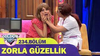 Zorla Güzellik - Güldür Güldür Show 234.Bölüm
