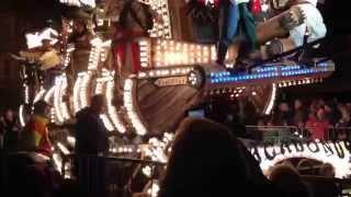 Bridgewater Carnival 2014 - Wreck