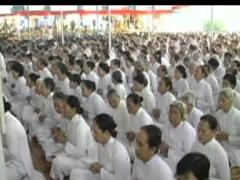 Phật Mẫu Và Cửu Vị Tiên Nương Trong Đạo Cao Đài