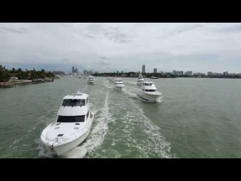 Maritimo America  debuts 59' M/Y @ Yachts Miami Beach '17