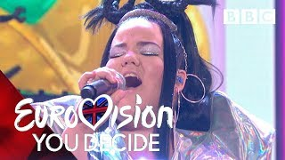 Special guest Netta performs 'Toy' | Israel's Eurovision 2018 winner