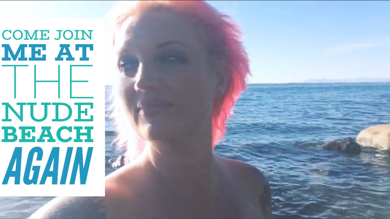 Come Join Me at the Nude Beach Again   and CONTEST