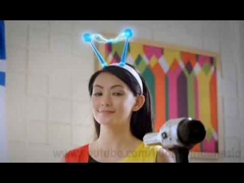 Iklan Pocari Sweat Alien Biru Susan Bachtiar