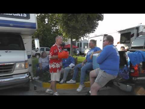 Hilarious Tailgating Score Predictions at the Kentucky vs Louisville Football Game