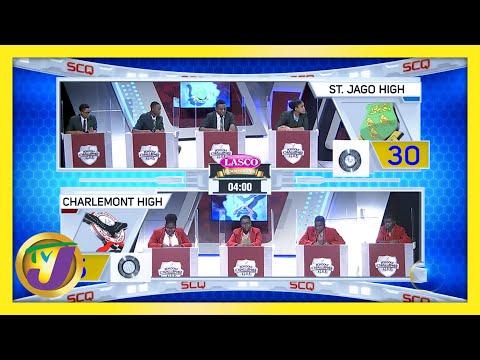 St. Jago High vs Charlemont High   TVJ SCQ 2021