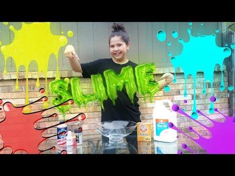 Slime  slime slime  recipe